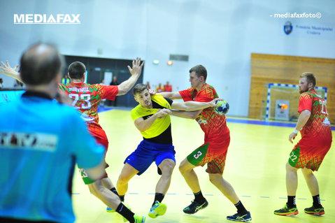 Au suferit, dar s-au calificat! România a terminat la egalitate cu Ucraina şi s-a calificat în faza play-off pentru Campionatul Mondial din 2019