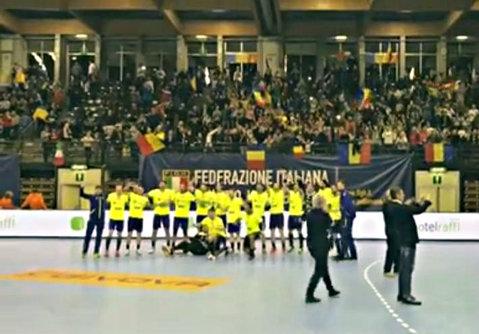 """La Mondiale după 8 ani? Ce-i aşteaptă pe handbaliştii tricolori la barajul de calificare. Alexandru Dedu: """"Putem întâlni Serbia sau Muntenegru. Avem şanse""""   Rezultatele şi clasamentul Grupei 3 preliminare"""