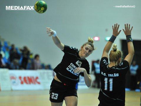 A doua victorie românească în Cupa EHF, la sfârşitul acestei săptămâni: HC Zalău – Hoors 24-21