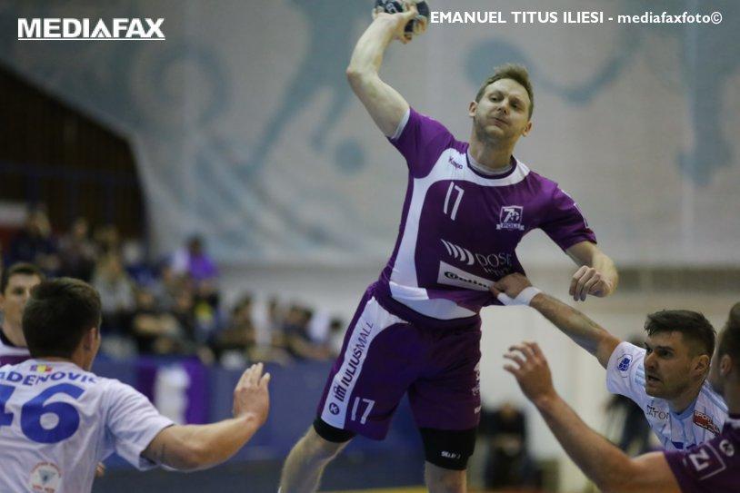 Poli Timişoara a preluat şefia în handbalul masculin! CSM Bucureşti a câştigat derby-ul cu Steaua. Rezultatele ultimei etape în Liga Naţională