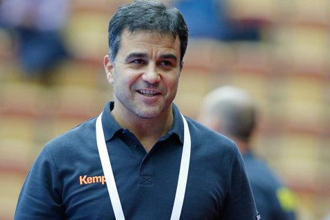 Selecţionerul României, Ambros Martin, a decis să plece de la Gyor! Cea mai probabilă destinaţie a antrenorului spaniol