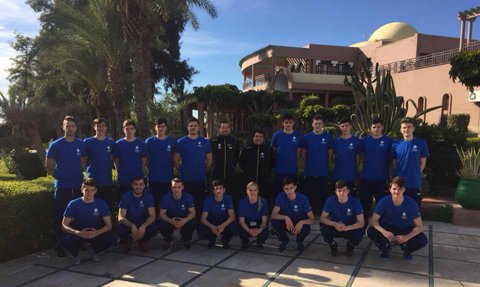 Naţionala de juniori a fost învinsă de Italia la Campionatul Mediteranean şi a terminat pe locul 4 competiţia din Maroc