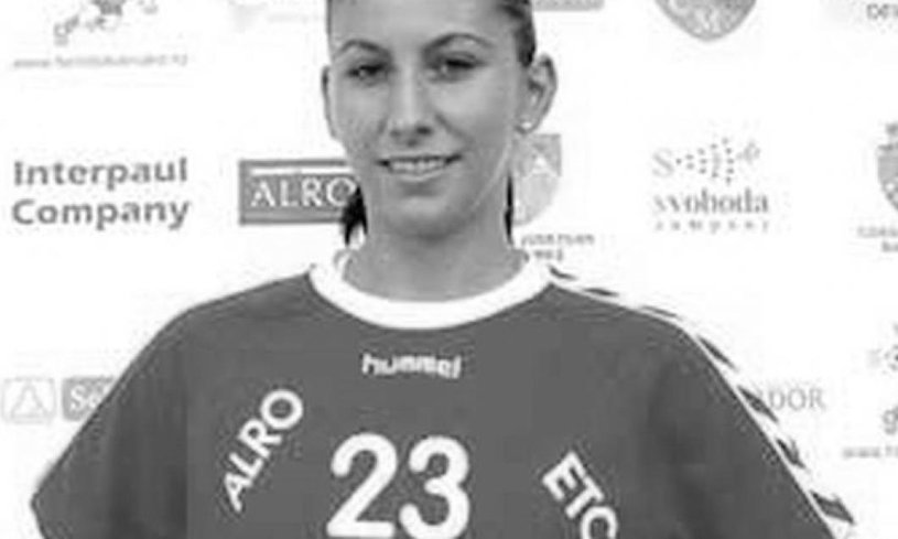 Destin tragic pentru o fostă jucătoare de la Oltchim şi HCM Baia Mare! Alexandra Rouă s-a stins din viaţă la numai 32 de ani