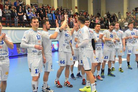 HCDS Constanţa a câştigat Cupa României şi s-a calificat pentru viitoarea ediţie a cupelor europene