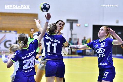 """Daria Dmitrieva aprinde """"fitilul"""": """"România joacă un handbal murdar. Trebuie să fim pregătiţi pentru acest lucru şi să jucăm împotriva lor în acelaşi mod"""". Trefilov a convocat """"toată Rusia"""" pentru """"dubla"""" cu România"""