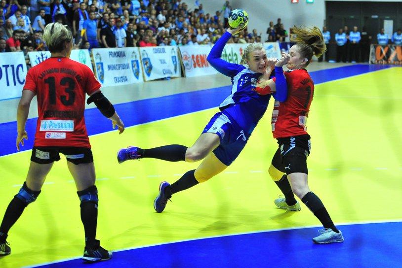 Bănia, în delir! SCM Craiova s-a calificat în finala Cupei EHF şi va lupta pentru trofeu cu formaţia norvegiană Kristiansand