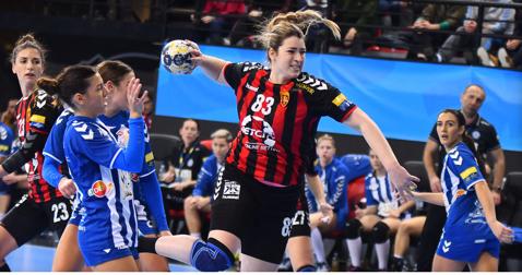 HCM Râmnicu Vâlcea a transferat o jucătoare de la Vardar Skopje! Finalista Cupei României se află în plină ofensivă pe piaţa transferurilor