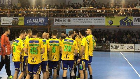 Potaissa Turda, prima echipă calificată în semifinalele Ligii Naţionale de handbal masculin! Cadenţă remarcabilă a ardelenilor în ultimii ani