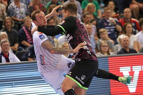 Visul Franţei, trei echipe într-un Final 4 la handbal, prinde contur! Rezultat neaşteptat la partida Flensburg – Montpellier