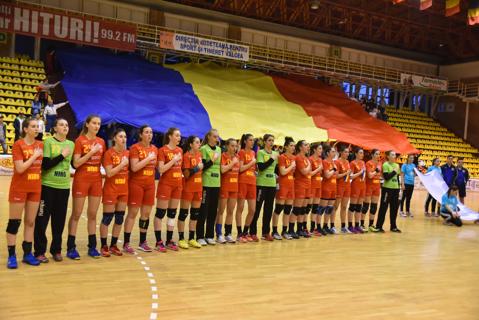 S-au tras la sorţi şi grupele Campionatului Mondial de junioare sub 18 ani! România a prins o grupă cu campioana Europei
