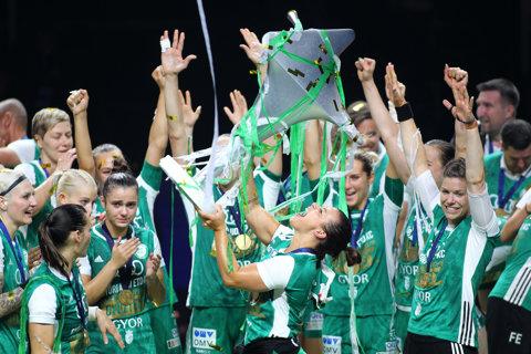 Gyor este campioana Europei la handbal feminin, după o finală nebună cu Vardar Skopje!