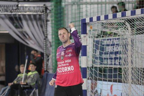 Fuchse Berlin a câştigat Cupa EHF după o finală cu St. Raphael. Mihai Popescu a fost desemnat cel mai bun portar al turneului Final Four de la Magdeburg!