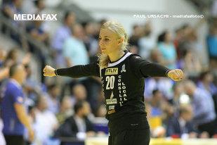 """Se naşte o nouă forţă în handbalul feminin românesc!? Echipa care se va baza pe cel puţin şase jucătoare din naţională sezonul viitor. Florentin Pera e noul antrenor, Yulia Dumanska se numără printre """"achiziţii"""""""