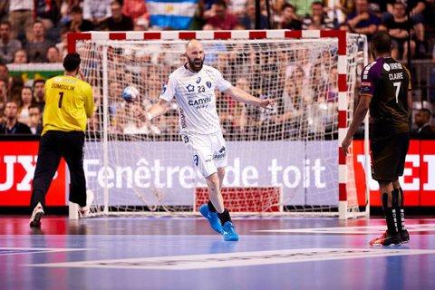 Un sezon de pus în ramă! Montpellier este noua campioană a Europei la handbal masculin, după o finală superbă cu Nantes, fiind prima echipă care vine din afara Top 16 şi pune mâna pe trofeu