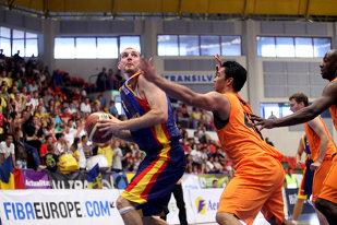 Naţionala de baschet masculin a ratat calificarea la Campionatul European din 2015.