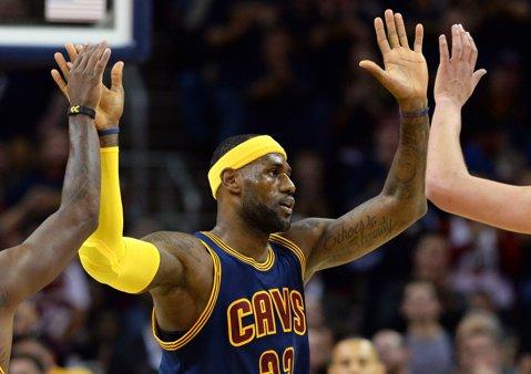 VIDEO | This is LeBron: Superstarul lui Cleveland a adus victoria lui Cavaliers în faţa lui Bulls, cu 36 de puncte. Kobe Bryant a reuşit un slam-dunk incredibil, dar Lakers a pierdut din nou
