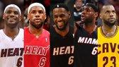 VIDEO | Ce legendă! LeBron James devine al optulea jucător din istorie şi primul care nu joacă la Boston Celtics care joacă cinci finale consecutive în NBA. Starul lui Cavaliers