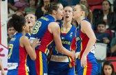 """Cum s-a văzut din teren victoria naţionalei feminine de baschet în Israel. """"Am început să fim mai dure în apărare şi acest lucru s-a văzut"""". Clasamentul Grupei H din preliminariile EuroBasket 2017"""