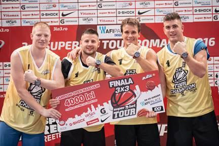 Tradiţia şi-a spus cuvântul! Sârbii au cucerit trofeul la baschet 3x3 Superbet Tour. Românii se pregătesc pentru Campionatul European