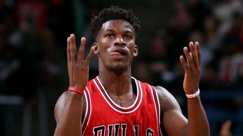 """Oamenii de 50 de puncte în NBA. Jimmy Butler de la Chicago a devenit al 8-lea baschetbalist care a trecut de această graniţă în acest sezon şi a intrat în """"clubul"""" lui Michael Jordan"""