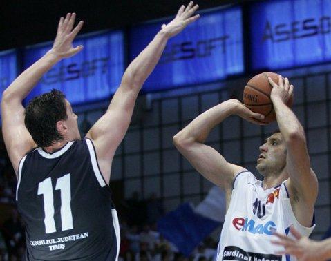 """Dan Fleşeriu, înaintea meciului cu BCM Piteşti: """"Trebuie să facem tot posibilul pentru a câştiga!"""""""