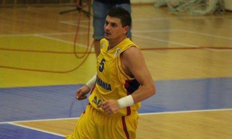 FOTO   Un baschetbalist de la BCM U Piteşti a fost jefuit în propria sa casă. Imagini cu hoţul prins în acţiune