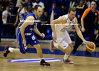 CSU Sibiu a învins BC Mureş, scor 82-68, şi s-a calificat în semifinalele Ligii Naţionale de baschet