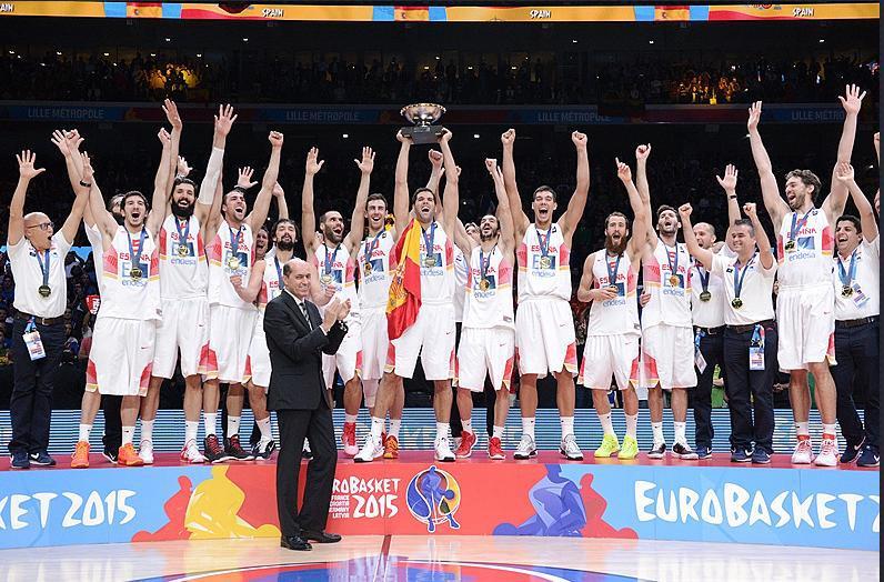 AMR 20 zile | Spania trimite magnificii la Cluj: 7 piese grele din echipa de la Rio şi 7 staruri care le vor mânca americanilor 69,5 milioane de dolari în sezonul următor de NBA. Asta deşi ibericii au suferit deja o pierdere mare, înainte de Eurobasket