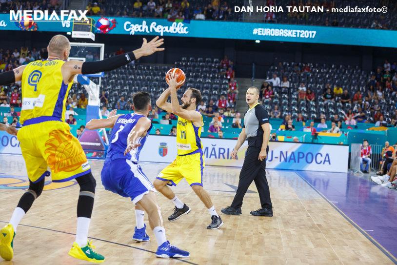 Start fulminant, eşec previzibil! România a condus Croaţia cu 10-0, dar la final a cedat şi în jocul secund disputat la Eurobasket