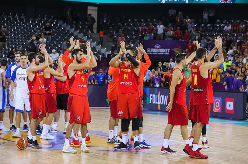 Europeanul nevăzut. Bilanţul trist după 2 zile de EuroBasket, la Cluj Napoca. Avem cea mai mică medie de spectatori în sala care a fost mărită pentru acest eveniment