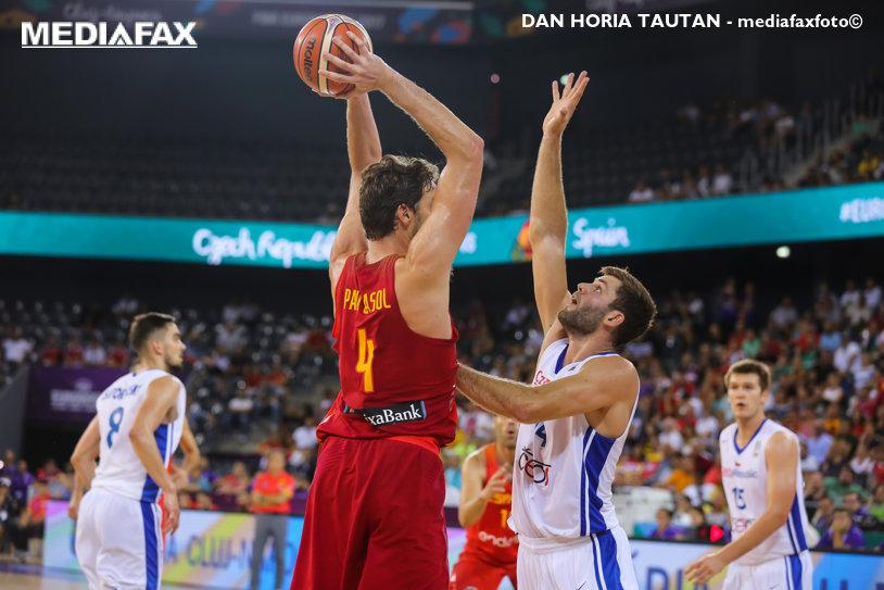 Pau Gasol are ocazia de a stabili un record istoric la partida România – Spania, programată luni seara la Cluj, în cadrul Eurobasket