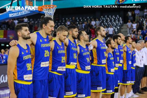 Rămânem cu fascinaţia unui EuroBasket organizat în Cluj. România a încheiat grupa fără victorie: 69-86 cu Muntenegru