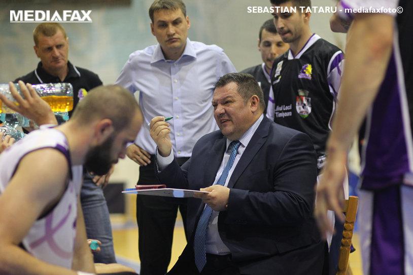 Antrenorul bosniac Dragan Petricevic este noul selecţioner al naţionalei de baschet feminin