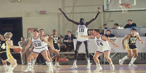 """SPECIAL   Secretul singurului jucător din NBA care îl putea privi în ochi pe """"Big"""" Ghiţă a fost dat în vileag chiar de către omul care l-a descoperit: """"Probabil avea între 40 şi 50 de ani când a jucat în NBA"""""""