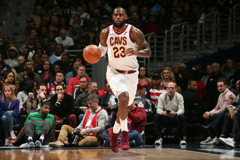 Cleveland Cavaliers a învins Washington Wizards, în NBA. Triple-double pentru LeBron James