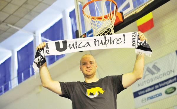 BASCHET | U BT Cluj va întâlni echipa olandeză Donar Groningen în optimile FIBA Europe Cup