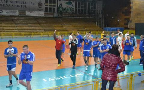 Sportul ieşean, în moarte clinică! Echipele de rugby şi de handbal ale CSU Politehnica Iaşi s-au desfiinţat în mandatul lui Vasile Manole