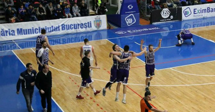 Răsturnare de scor incredibilă în Liga Naţională de baschet! Steaua conducea la 25 de puncte diferenţă, pe teren propriu, în sfertul al treilea. Cum s-a terminat meciul cu BC Timişoara