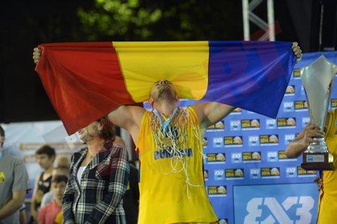 România va găzdui pentru a treia oară Campionatul European de baschet 3x3!