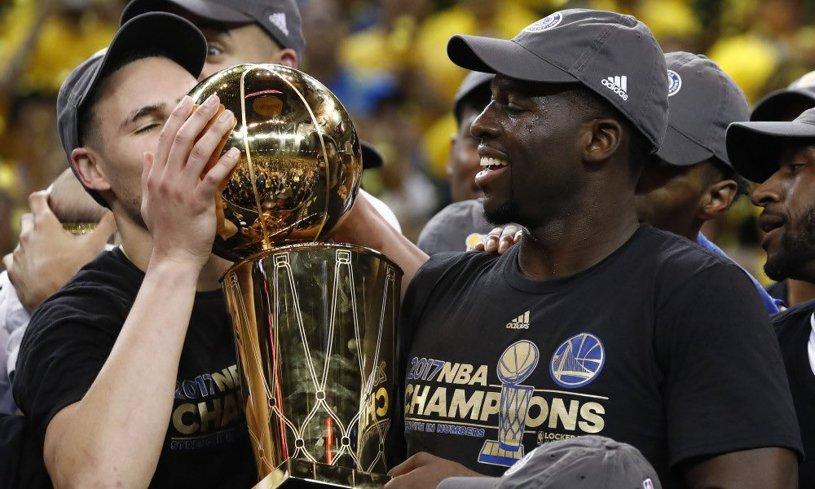 Golden State Warriors s-a impus categoric în finala cu Cleveland Cavaliers şi a câştigat al doilea titlu consecutiv în NBA