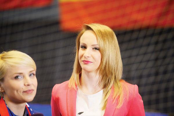 """Acum nu, la Mondiale da! Sandra Izbaşa continuă sportul de performanţă: """"Am hotărât să mai încerc şi anul acesta"""""""