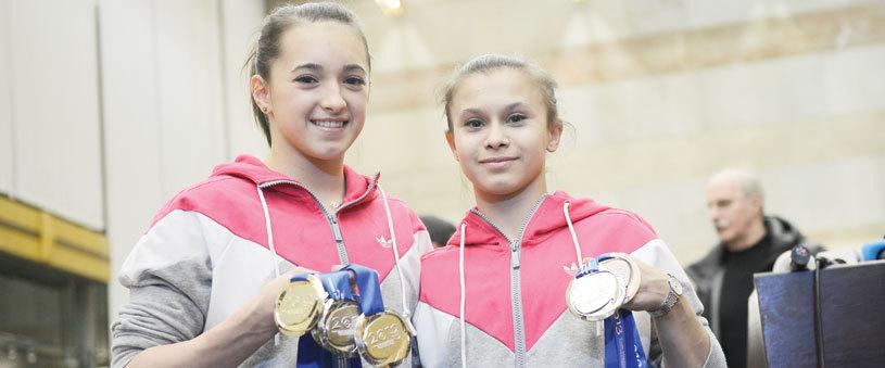 """""""Vreau să contez în echipă!"""" Diana Bulimar a câştigat la Moscova primele medalii individuale. Ce obiective şi-a fixat"""