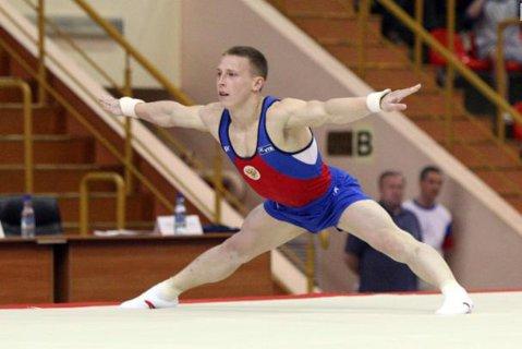 Rusul Denis Abliazin, campion mondial la sol