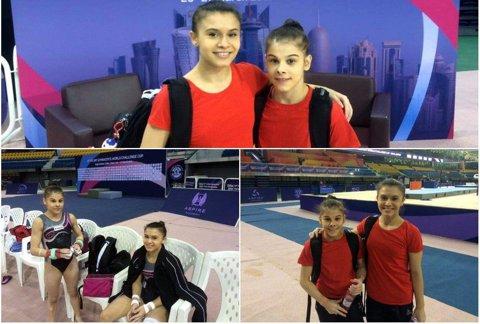 Europenele de gimnastică | Jurcă a ocupat locul 7 şi Bulimar, locul 10 în finala la individual compus. Elveţianca Steingruber e campioană europeană, urmată de rusoaica Kharenkova şi britanica Elissa Downie