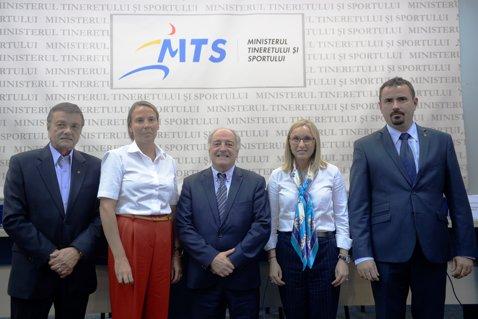 România ar putea pierde organizarea Campionatelor Europene de gimnastică! Avertismentul preşedintele Uniunii Europene de Gimnastică şi reacţia Primăriei Bucureşti