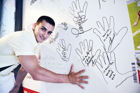 Revenire de senzaţie pentru Drăgulescu. Lotul masculin pentru Mondialul de gimnastică de la Glasgow
