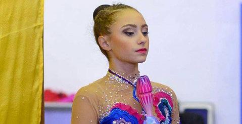 Încă o gimnastă la Jocurile Olimpice. Ana Luiza Filiorianu merge la Rio