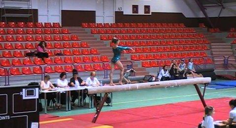 Mica Prinţesă de la Deva. Denisa Golgota - aur şi argint în finalele pe aparate la Campionatele Europene de la Berna, în concursul junioarelor