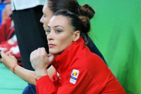 Cătălina Ponor şi Marian Drăgulescu, gimnaştii anului 2016 în România
