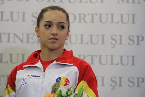 Alarmă înainte de Europenele de la Cluj: Larisa Iordache s-a retras din concursul de Cupă Mondială de la Stuttgart